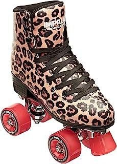 Impala Rollerskates 女童 Impala 四轮滑板(大童/成人) 豹纹色 7