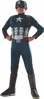 Rubie ' s 服装美国队长:内战豪华美国队长服装
