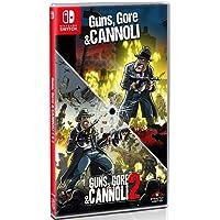 Guns, Gore & Cannoli 1 & 2 适用于 Nintendo Switch