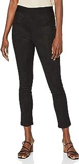 APART 时尚女士仿麂皮长裤