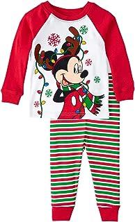 Disney 迪士尼男童米老鼠睡衣 2 件套