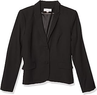 Calvin Klein 卡尔文·克莱恩 女式 双扣Lux西装
