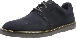 Clarks 男士Grandin Plain德比鞋