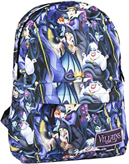 Cerdá Mochila Institute to Disney Villanas 休闲小背包 44 厘米 蓝色