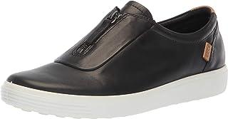 ECCO 女士 7 拉链 Ii 软运动鞋