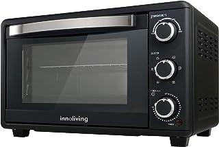 Innoliving INN-791 标准微波炉 1500 W 混合材质 黑色