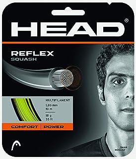 Head Reflex 壁球弦尼龙多功能高级壁球线卷轴