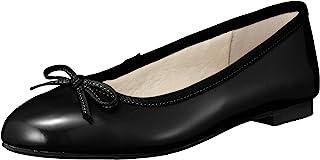 Wakal] 女士 浅口鞋 芭蕾鞋 轻便 经典 平底 走路舒适