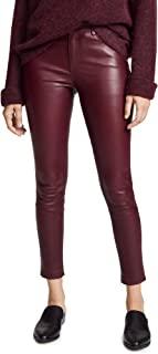 Theory 女式 5 口袋皮裤