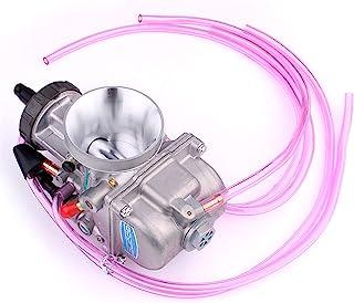 Pulada PWK 36 毫米化油器赛车碳通用型 2T 4T 发动机,适用于雅马哈 YFZ350 016-163 TRX250R YZ250 1978-2002 Carb 125cc 至 300cc 发动机