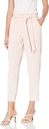 BCBGeneration 女式纸袋编织九分裤