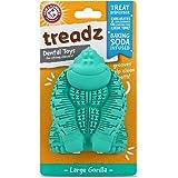 Arm & Hammer Super Treadz 狗狗玩具 — 适合所有狗狗的*佳牙齿咀嚼玩具 — 减少牙胶和牙垢堆积…