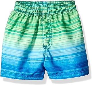 Kanu Surf 男婴 Haywire 条纹速干沙滩沙滩裤泳裤