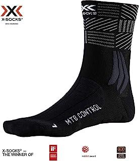 X-SOCKS 男士山地自行车控制袜