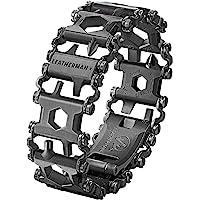 Leatherman 莱泽曼随行者黑色手环 多用途工具 不锈钢