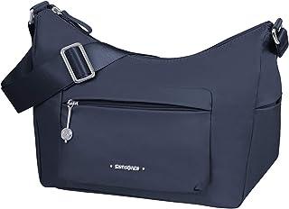 Samsonite 新秀丽 Move 3.0 单肩包 S 带 1 个前袋 27 厘米 深蓝色