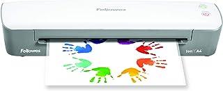 Fellowes 范罗士 Ion A4 塑封机,适用于家庭办公室,*高125微米,包括10个塑封薄膜