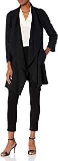 Anne Klein 安妮克莱因 女式 Cascade Front 上衣