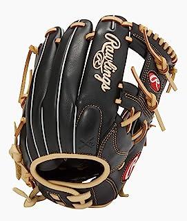 Rawlings 棒球用 垒球用 女性* HYPER TECH LADIES FIT Hyper tech 女士用 [内野手用]11.5英寸 GSXFHTR34