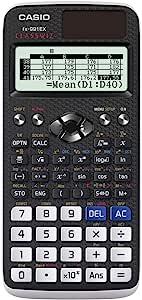 Casio 卡西欧 FX-991EX 工程/科学计算器 黑色
