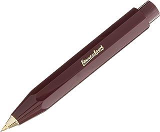 卡维科 自动铅笔 经典 运动 CSSP-BO 酒红色 0.7mm 正规进口商品