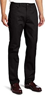 Lee 男士 修身經典款直筒牛仔褲 口袋