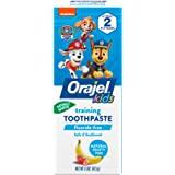 Orajel 幼儿训练牙膏,Thomas & Friends,Tooty 水果味 1包