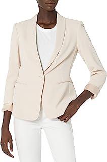 BCBGMAXAZRIA 女士斜纹外套