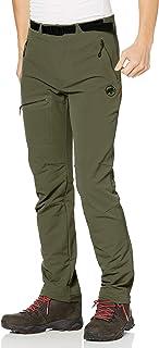 Mammut 男士 软防风裤 软壳裤 适合亚洲人体型 Yadkin SO Pants AF 1021-00161