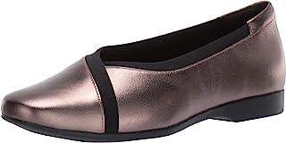 Clarks 其乐 Un Darcey Ease 女士芭蕾平底鞋