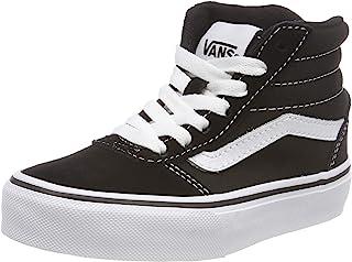 Vans Ward Hi 圆头帆布鞋