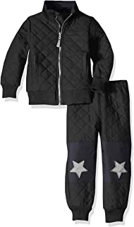 MIKK-Line - 麦尔登 Kids & Baby 婴儿,幼儿和儿童夹棉羊毛上衣和下装雪套装