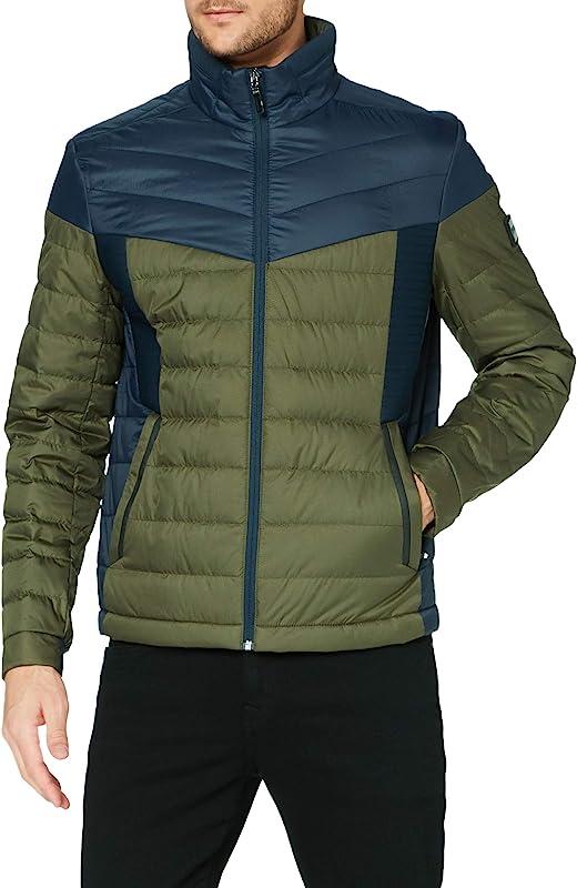 BOSS Hugo Boss 雨果·博斯 J_Vail 防泼水 男式羽绒服夹克 50435035 ¥1165.59
