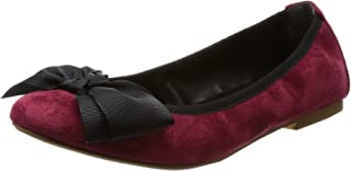 [NUVELOVOREE] 芭蕾舞鞋 蝴蝶结扁平鞋 16-3488