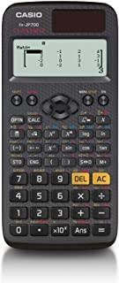 Casio 卡西欧函数计算器高精度日语显示 関数・機能600以上 黒