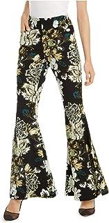 INC International Concepts 女式印花喇叭裤