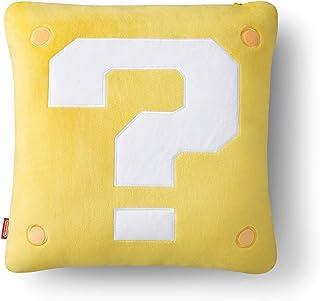Super Mario *马里奥 Home&Party 靠垫&迷你毛毯 (问号块/*蘑菇)