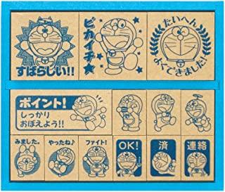 Showa Note 哆啦A梦 木制印章 鼓励印章 SDH-034