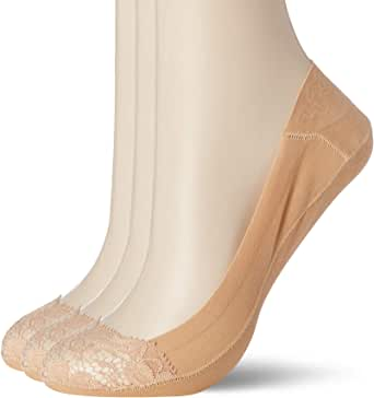 [郡是] Tuche 船袜 浅口袜 混棉 3双装