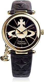 Vivienne Westwood 薇薇安维斯特伍德 英国品牌 石英手表 女士腕表 VV006BKGD