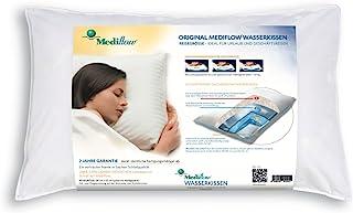 Mediflow 1041 水基纤维填充枕头,旅行尺寸 - 白色