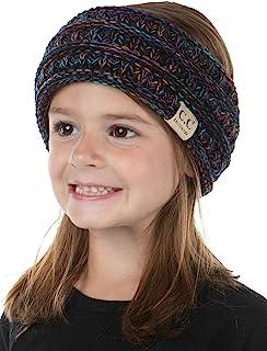 Funky Junque *女生头巾内衬头带弹力儿童护耳器