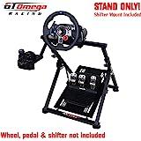GT Omega APEX 赛车轮支架适用于罗技 Fanatec Clubsport Thrustmaster 游戏方向…