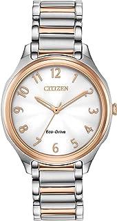 Citizen 西铁城 女式手表 EM0756-53A Drive