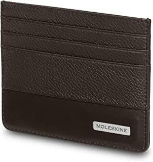 Moleskine 手提包 经典款 相应 皮革风格 钱包 ET84CMWSFP19 木棕色