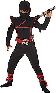 Stealth Ninja 儿童服装