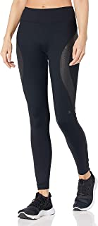 SHAPE Women's Compression Tights with Mesh