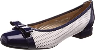 Geox 健乐士 D Wistrey D 女士浅口芭蕾鞋