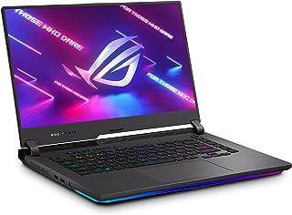 "ASUS 华硕 ROG Strix G15 (2021) 游戏笔记本电脑,15.6"" 300Hz IPS Type FHD 显示屏,NVIDIA GeForce RTX 3060,AMD Ryzen 9 5900HX,16GB DDR4,512..."