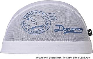 MIZUNO 美津浓 游泳帽 泳帽 网眼帽 N2JW1080 男女通用 成人 01:白色